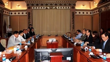 Ciudad Ho Chi Minh y la prefectura de Nagasaki promueven el intercambio de estudiantes - ảnh 1