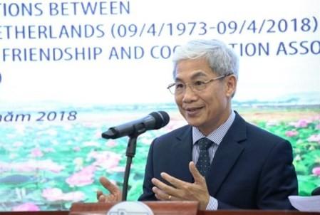 Conmemoran al 45 aniversario de las relaciones diplomáticas entre Vietnam y los Países Bajos - ảnh 1