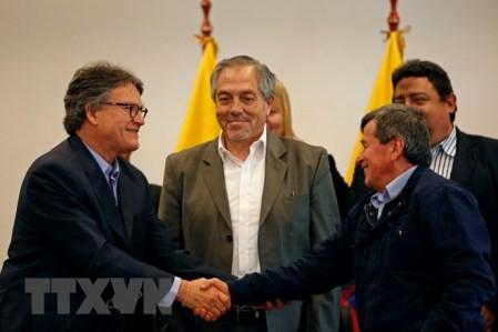 Gobierno colombiano y ELN reanuda conversaciones de paz en Cuba - ảnh 1