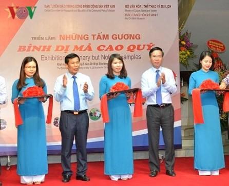 Celebran numerosas actividades en conmemoración del natalicio del presidente Ho Chi Minh  - ảnh 1