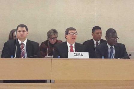 Cuba presenta su informe sobre los derechos humanos - ảnh 1
