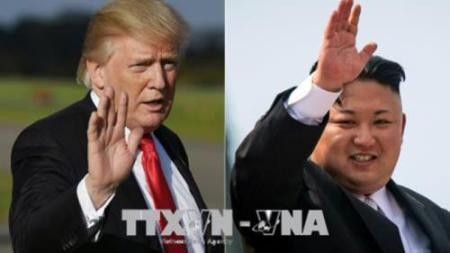 Trump pondrá fin a la amenaza norcoreana contra su país, según senador norteamericano - ảnh 1