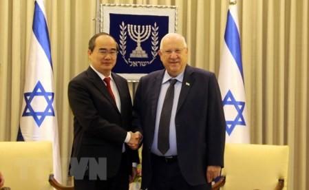Ciudad Ho Chi Minh desea fomentar la cooperación con Israel - ảnh 1