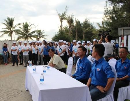 Llaman a guardar un entorno marítimo descontaminado en Vietnam - ảnh 1