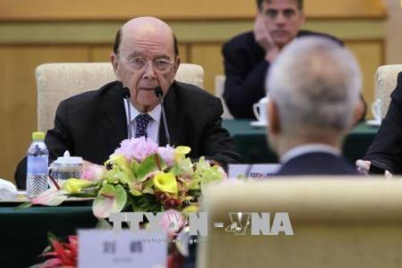 China publica un documento sobre los diálogos comerciales con Estados Unidos - ảnh 1