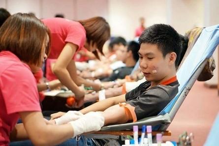 Vietnam celebra el Día Internacional del Donante de Sangre - ảnh 1