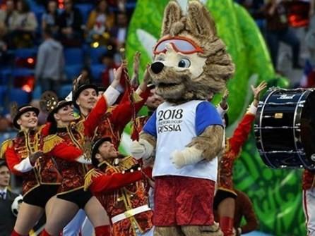 Arranca la Copa Mundial del Fútbol 2018  - ảnh 1