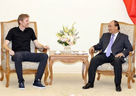 Primer ministro de Vietnam promete condiciones favorables para el Grupo neocelandés Zuru  - ảnh 1