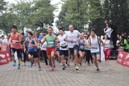 Celebrarán en Hanói una maratón en promoción de la ciudad - ảnh 1