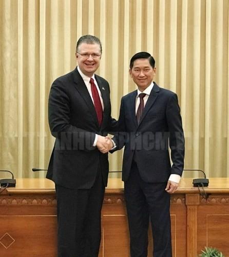 Ciudad Ho Chi Minh busca impulsar la cooperación médica con Estados Unidos  - ảnh 1