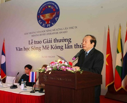 Entregan los Premios de Literatura del Río Mekong  - ảnh 1