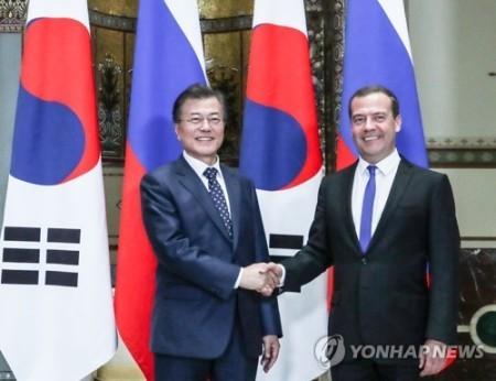 Corea del Sur y Rusia se esforzarán conjuntamente para establecer la paz  - ảnh 1