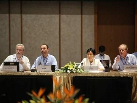Fondo para el Medio Ambiente Mundial celebra en Vietnam reunión de su Consejo - ảnh 1