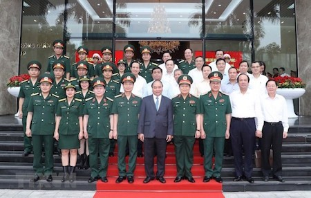 Primer Ministro de Vietnam elogia logros del grupo Viettel - ảnh 1