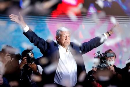 Andrés Manuel López Obrador se proclama presidente electo de México - ảnh 1