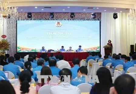 Por mejorar la vida de los trabajadores vietnamitas  - ảnh 1