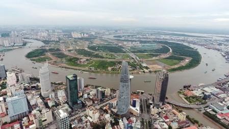 Ciudad Ho Chi Minh por un crecimiento sostenible  - ảnh 1