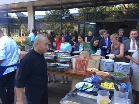 Promueven la gastronomía vietnamita en los Países Bajos - ảnh 1