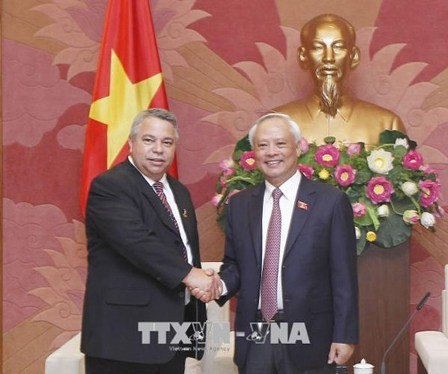 Vietnam y Cuba fortalecen nexos  - ảnh 1