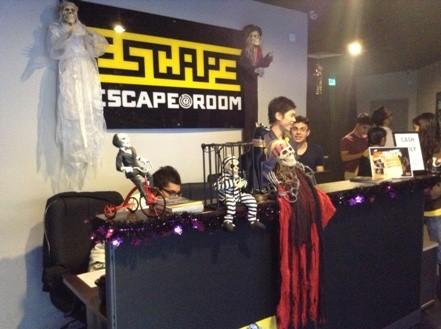 Escape Room, nuevo modelo de juego en Hanói - ảnh 1