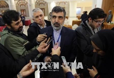 Irán listo para aumentar enriquecimiento de uranio si fracasa el acuerdo - ảnh 1