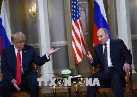 Intervención rusa no afectó resultados de la votación presidencial de 2016, dice Trump - ảnh 1