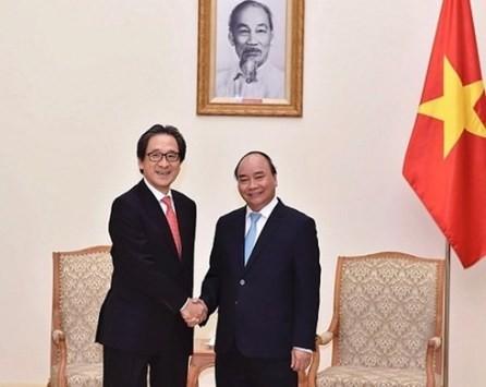 Vietnam y Japón afianzan relaciones comerciales  - ảnh 1