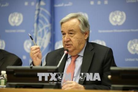 ONU llama a trabajar por un mejor mundo - ảnh 1