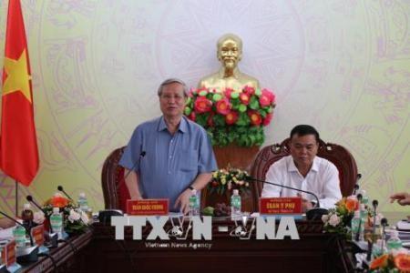 Piden mejorar las condiciones de vida en la provincia Dak Lak - ảnh 1