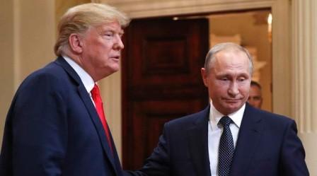 """Trump insiste en establecer """"buenas relaciones"""" con Rusia  - ảnh 1"""