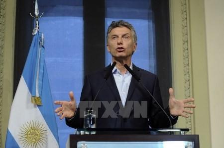 Argentina permite el establecimiento de bases militares estadounidenses  - ảnh 1