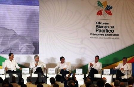 Alianza del Pacífico llama a rechazar el proteccionismo - ảnh 1