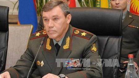 Rusia coordina con Estados Unidos sobre refugiados sirios  - ảnh 1