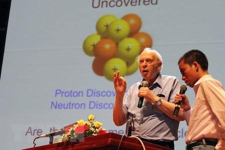 Importante científico augura un prometedor futuro científico-tecnológico para Vietnam    - ảnh 1