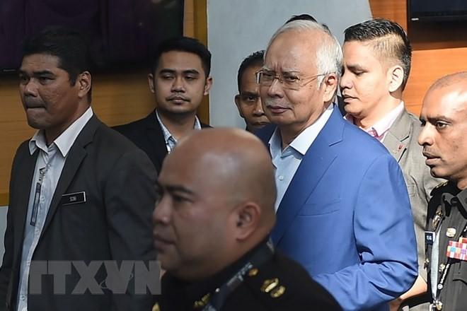 Malasia fija fecha de juicio para el ex primer ministro Najib Razak - ảnh 1