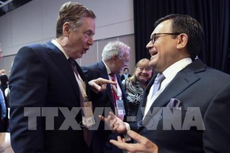 Estados Unidos hace concesiones en las negociaciones del TLCAN - ảnh 1