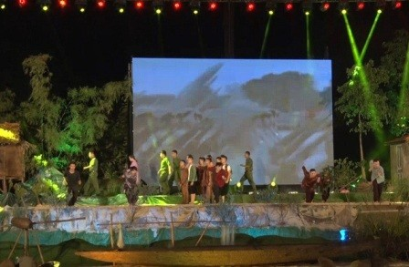 Evento cultural en homenaje al General Vo Nguyen Giap - ảnh 1