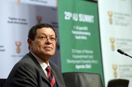Sudáfrica participa en la tercera conferencia del Océano Índico en Vietnam  - ảnh 1