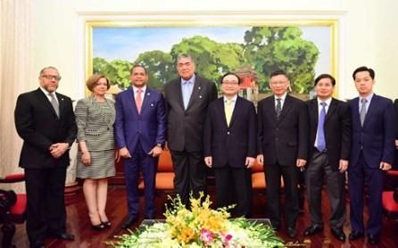 Vietnam recuerda con agradecimiento el apoyo de República Dominicana - ảnh 1