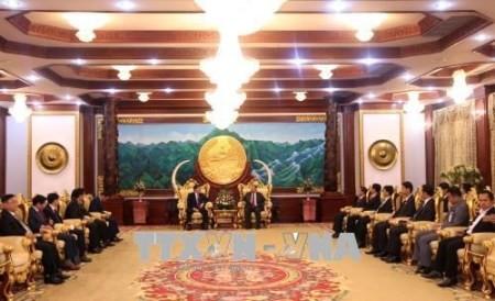 Cooperación judicial contribuye a las relaciones entre Vietnam y Laos - ảnh 1