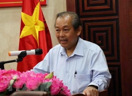 Aprecian contribuciones de jóvenes empresarios vietnamitas  - ảnh 1