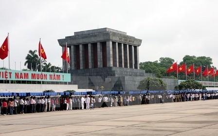 Conmemoran los 49 años de la ejecución del testamento del presidente Ho Chi Minh - ảnh 1