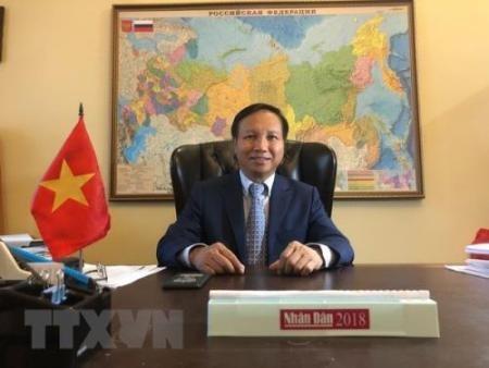 Visita del secretario general Nguyen Phu Trong fortalecerá las relaciones Vietnam-Rusia - ảnh 1