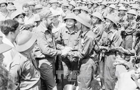 Cuba conmemora histórica visita a Vietnam de Fidel Castro  - ảnh 1