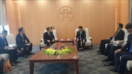 Hanói fortalece cooperación con el Consejo de Promoción del Turismo en Asia  - ảnh 1