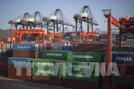 El superávit comercial de China con Estados Unidos registra cifra récord  - ảnh 1