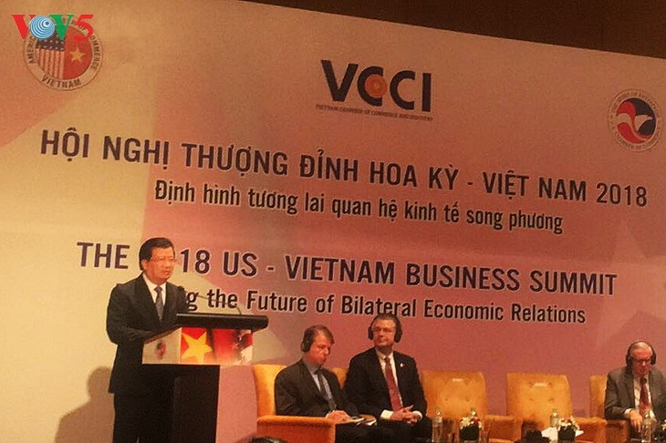 Vietnam, US define future economic ties - ảnh 1