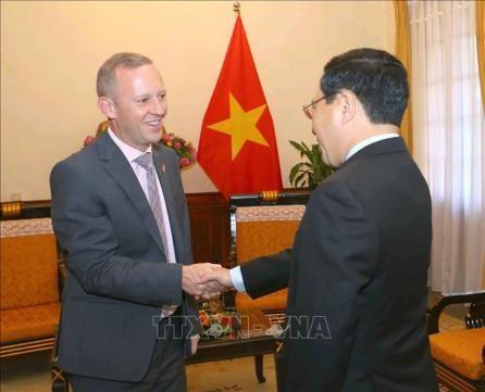 Vietnam y Reino Unido estrechan lazos - ảnh 1