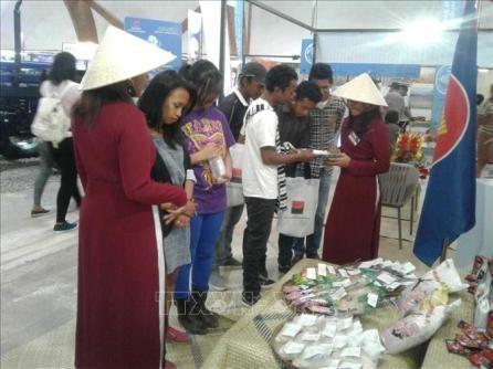 Promueven productos vietnamitas en mercado africano - ảnh 1