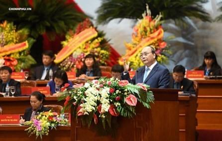 Confederación General del Trabajo de Vietnam por aumentar la competitividad nacional - ảnh 1